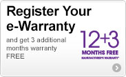 Register Your e-Warranty
