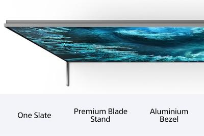 Minimalist one slate design concept