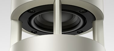 Picture of Glass Sound Speaker