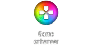 Game enhancer icon