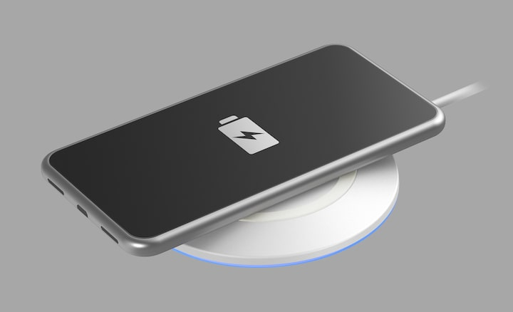Wireless charging made simple