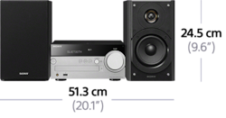 Picture of HiFi System with Wi-fi/BLUETOOTH® technology