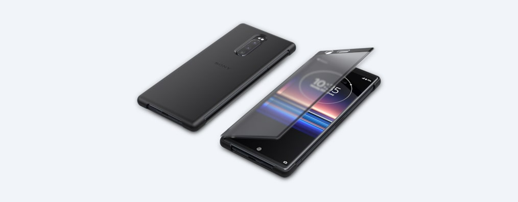 Images of Style Cover Touch for Xperia 1