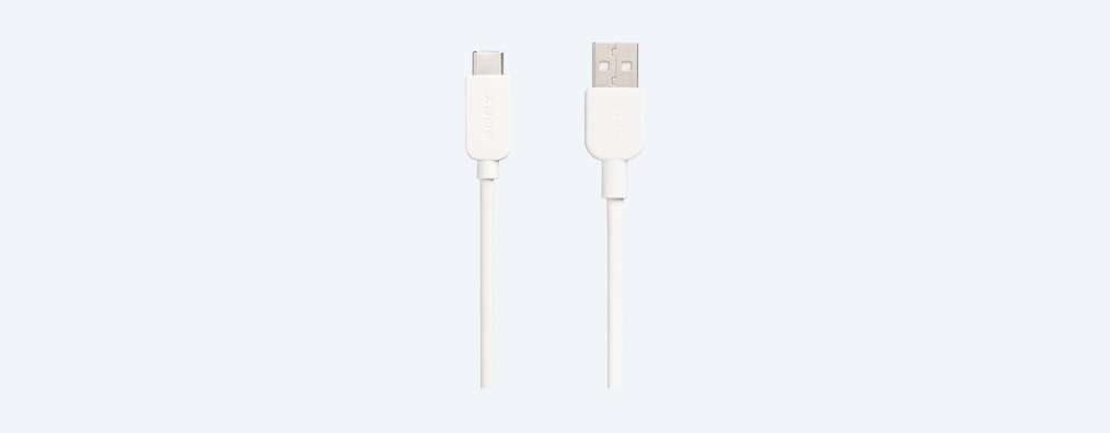 Images of USB-A to USB-C™ charging and transfer cable