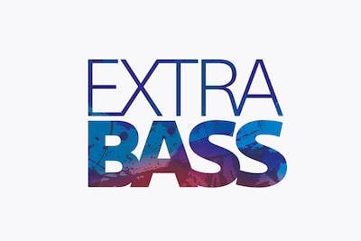 EXTRABASS logo