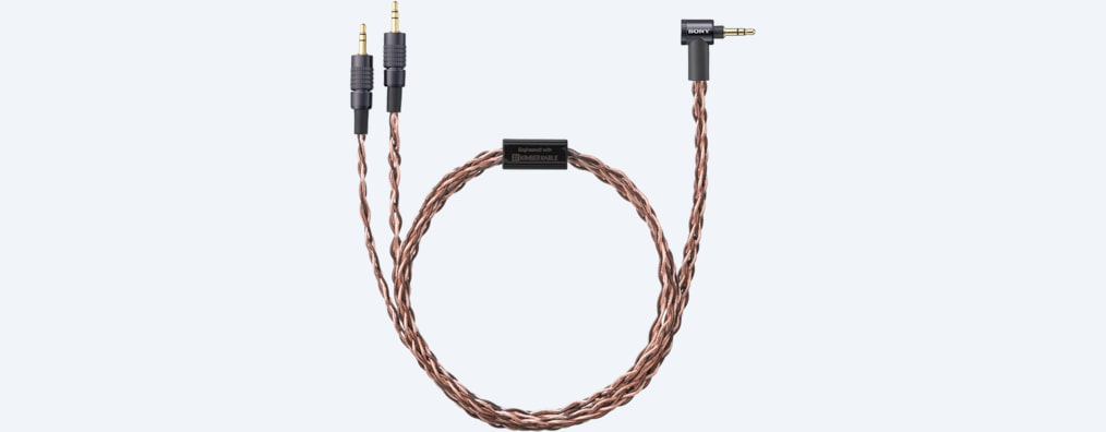 Images of MUC-B12SM1 Stereo Mini 1.2m Y-type Cable