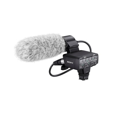 Picture of XLR-K2M Adapter Kit and Microphone