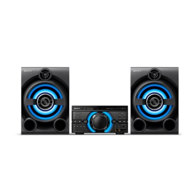 Picture of M60D High Power Audio System with DVD