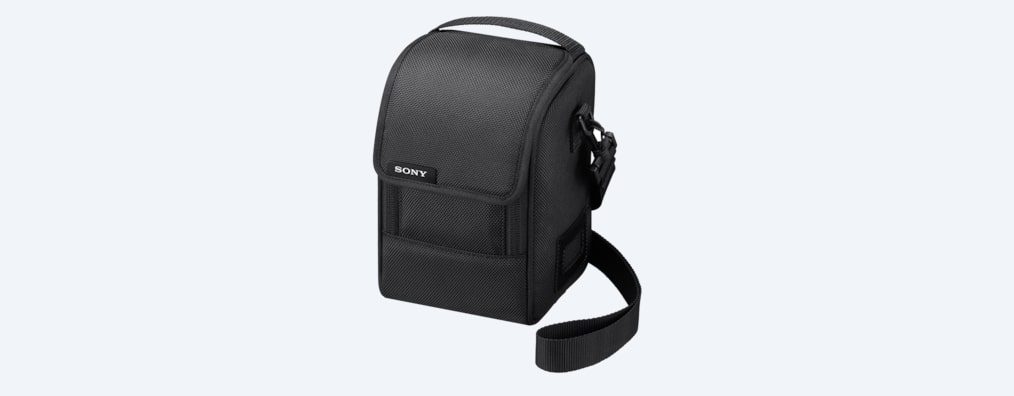 Images of LCS-FEA1 Soft Carrying Case for Lenses