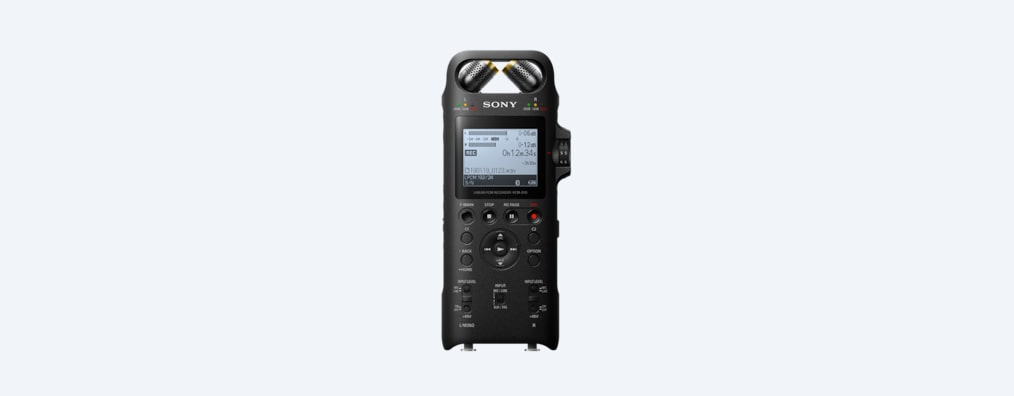 Images of D10 Linear PCM-Recorder D Series
