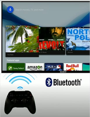 Connect with Bluetooth
