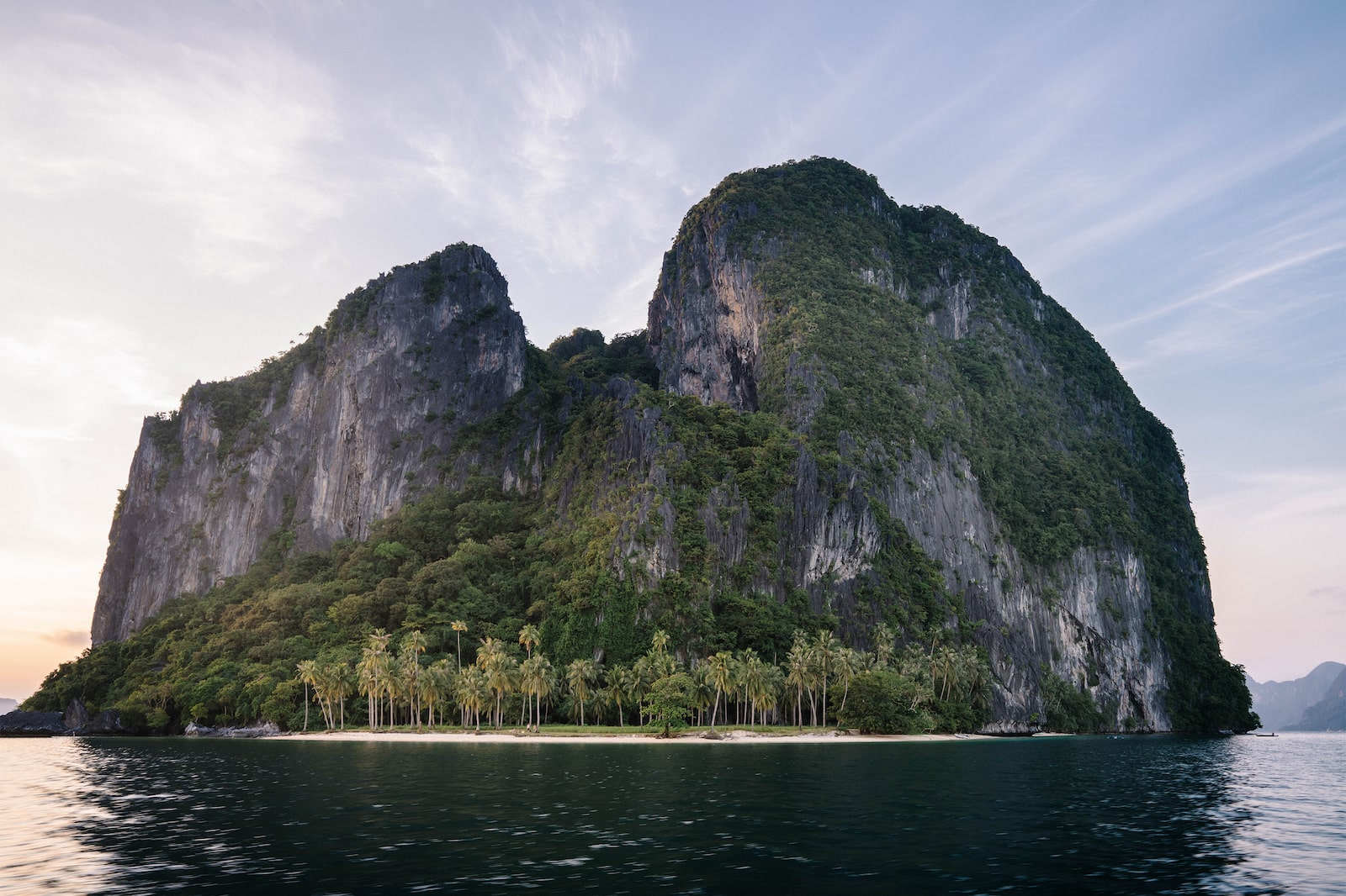 Island structure of El Nido