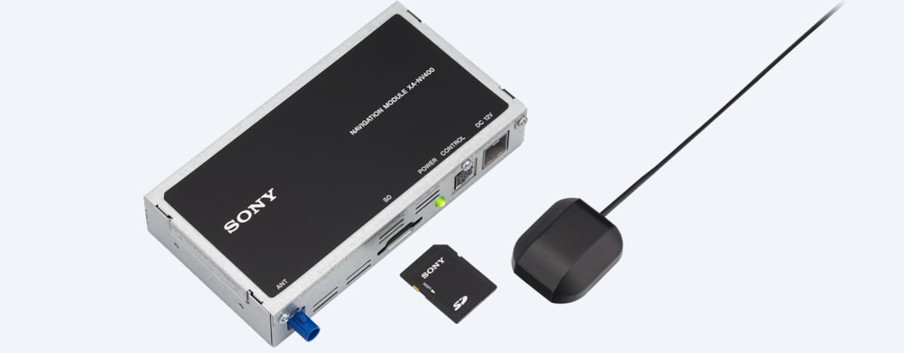 Images of Plug-in Car Navigation Module