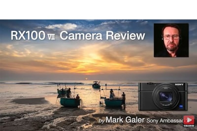 RX100VII Video tutorial by Mark Galer