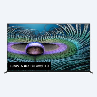 Picture of Z9J | BRAVIA XR | MASTER Series| Full Array LED | 8K | High Dynamic Range (HDR) | Smart TV (Google TV)
