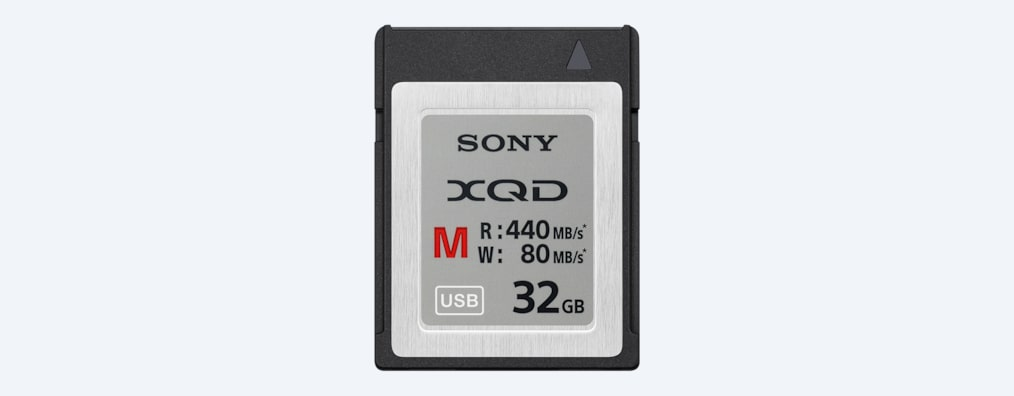 Images of XQD M Series Memory Card
