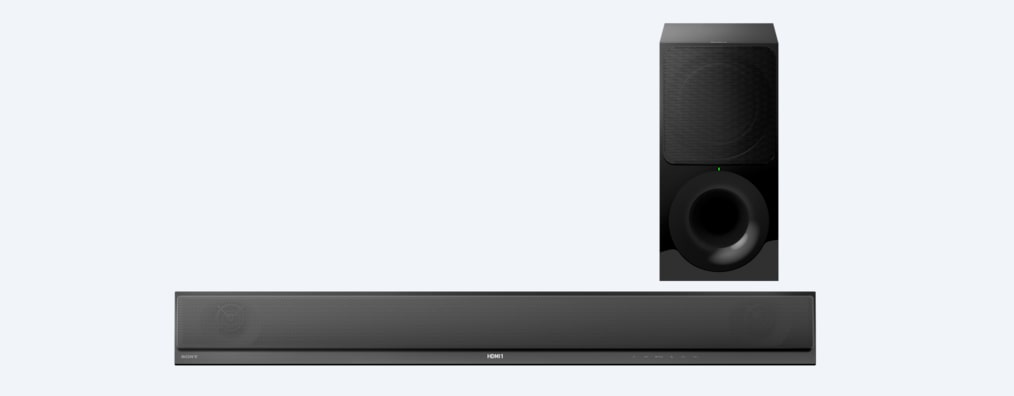 Images of 2.1ch Soundbar with Wi-Fi/Bluetooth® technology