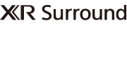 XR Surround logo