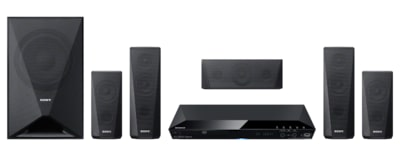 Images of DVD Home Cinema System with Bluetooth®