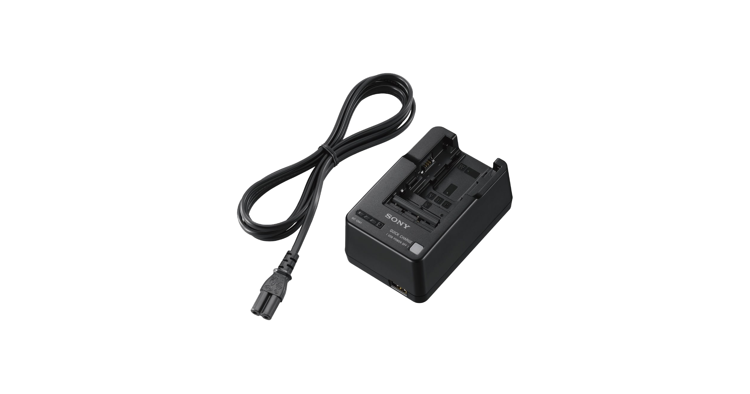 28af76dfb4d Battery Charger | BC-QM1 | Sony SG