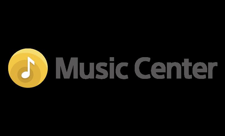 Sony | Music Center logo