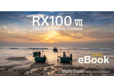 RX100VII eBook by Mark Galer