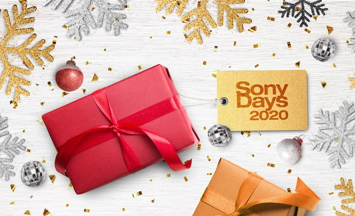 Sony Days Year End Promotion 2020