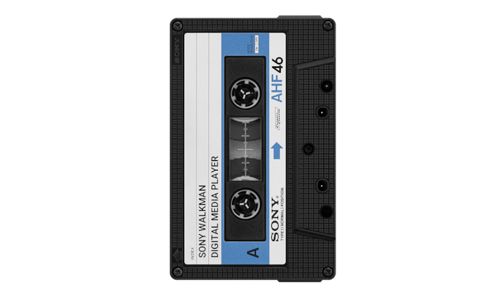 Image of cassette tape