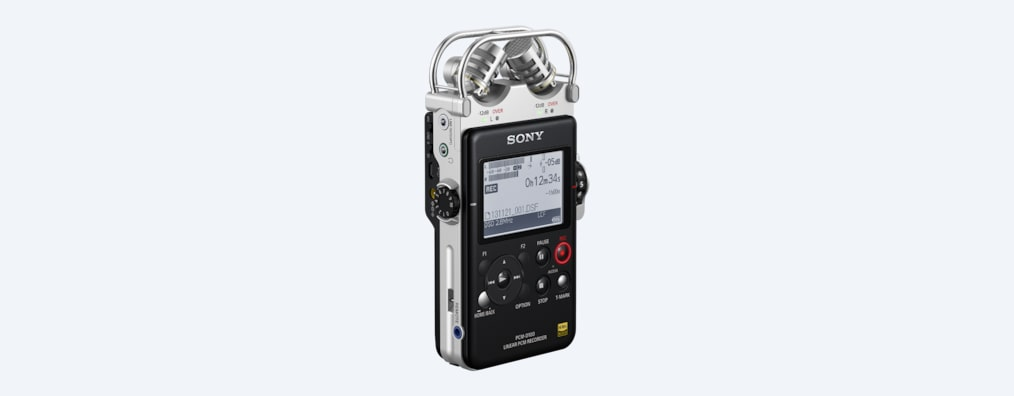 Images of D100 Linear PCM Recorder D Series