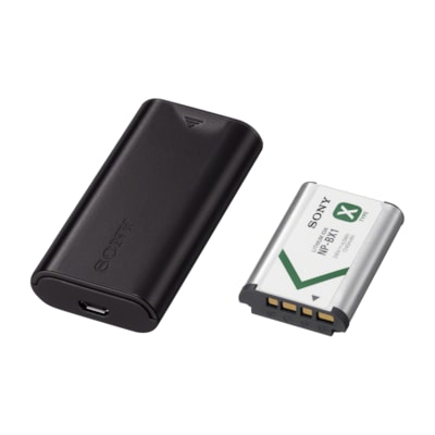 Picture of USB Travel Charger and Battery Kit