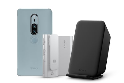 A range of Xperia accessories