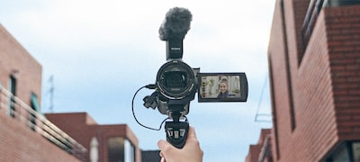 Ideal for content creators and videographers