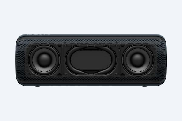 Dual 48mm speaker unit