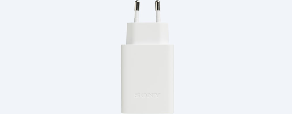 Images of USB AC adaptor